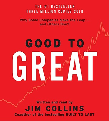 [CD] Good to Great By Collins, James C.